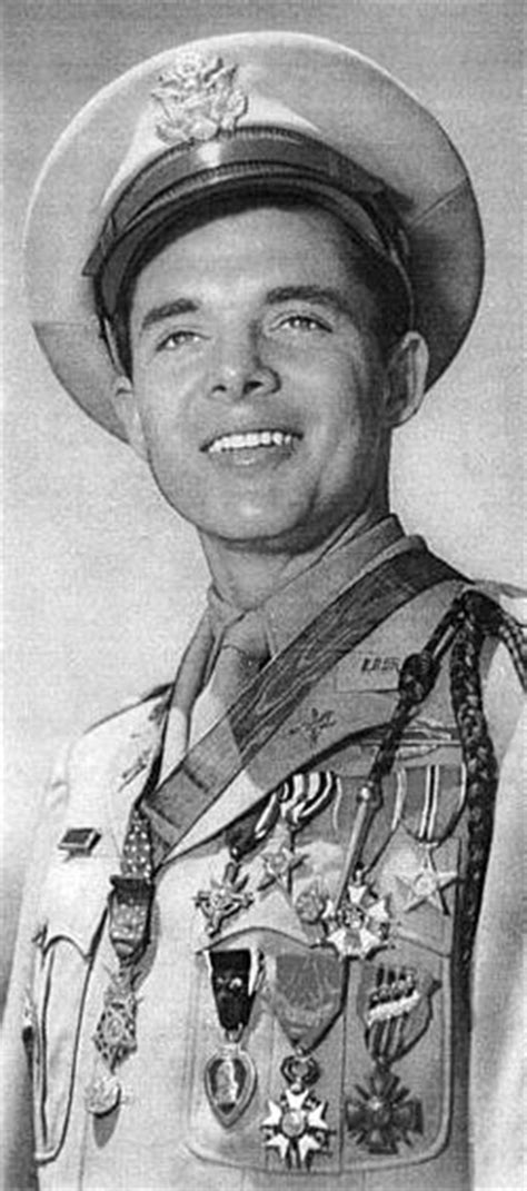 Most Decorated War Hero by A Military Photo Of Audie Murphy Audie L Murphy Pinterest