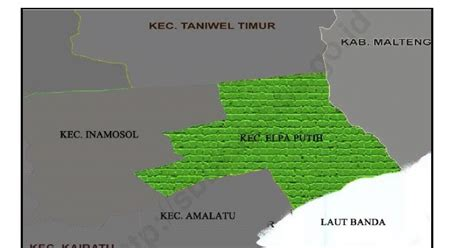 ahkamsangaji profil kecamatan elpaputih seram bagian