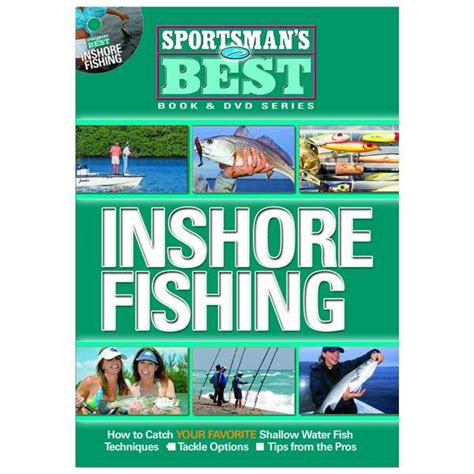 fishing dvd inshore combo sportsmans florida books sportsman tackledirect tackle gifts accessories