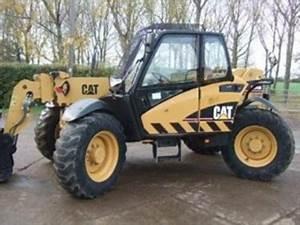 Pay For Caterpillar Th220b Th330b Th340b Telehandler