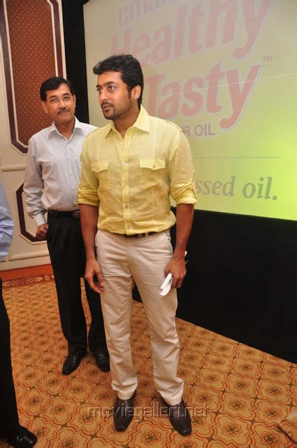 Latest Movies Gallery Surya Launches Emami Healthy And