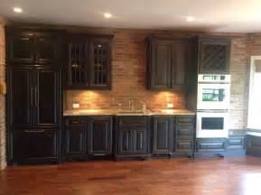 basement kitchens ideas basement kitchen traditional basement atlanta by custom cabinet doors inc