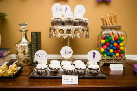 Harry Potter Bridal Shower Ideas by The Ultimate Harry Potter Bridal Shower Details