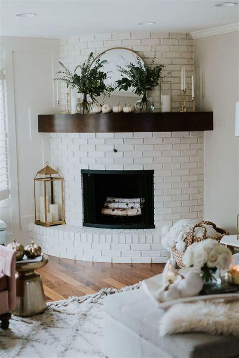 heartwarming fireplace decor ideas  create  cozy