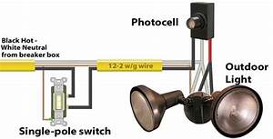 Photocell Installation Wiring Diagram