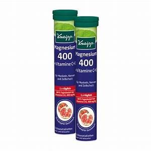 Vitamin D Dosierung Berechnen : kneipp magnesium 400 c e doppelpack hier bei nu3 kaufen ~ Themetempest.com Abrechnung