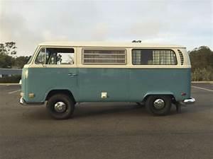 1971 Vw Bus Westfalia Camper Weekender Beautiful