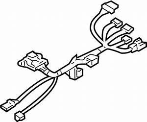 Gmc Savana 2500 Steering Column Wiring Harness  W  O Tilt