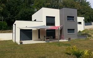 Toiture Bac Acier Prix : maison toit plat bac acier ar27 jornalagora ~ Premium-room.com Idées de Décoration