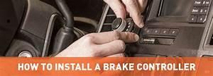Trailer Brake Controller Installation How-to