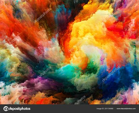 color in motion vibrant color wallpaper paint motion subject creativity