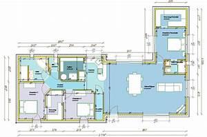 maison avec sous sol semi enterre labescau gironde With plan maison 3d gratuit 16 plenitude