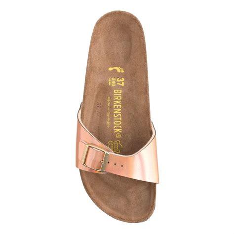 flat shoes 39 s birkenstock metallic madrid sandals sandals j