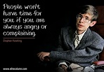 36 Stephen Hawking Quotes That Will Inspire You (2020 ...