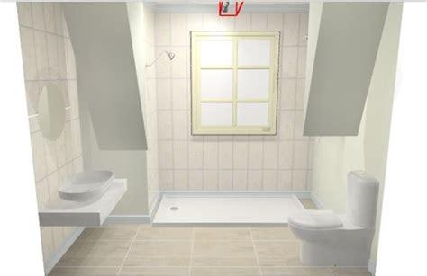 Bathroom Design Help by Bathroom Upstairs Design Help For 2700 X 1800 Set In