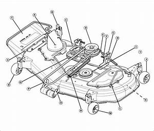 John Deere La145 Belt Diagram