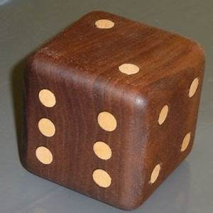 Decorative Dice Woodworking Plan by JP's Wooden Ideas