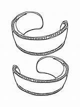 Coloring Bracelet Ausmalbilder Armband Printable Bright Choose Colors Favorite Ausdrucken Malvorlagen Kostenlos Zum sketch template