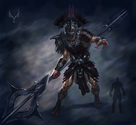 User Blogbelgianspartengiants In God Of War Ascension