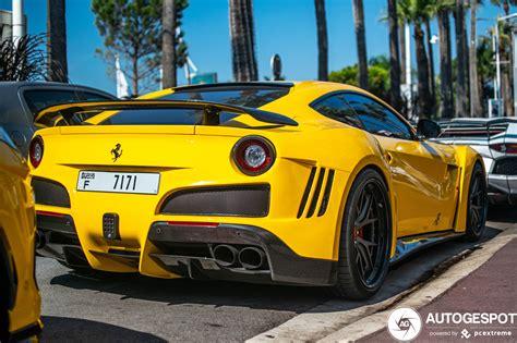 Find new ferrari f12 berlinetta 2020 prices, photos, specs, colors, reviews, comparisons and more in manama, ajman, dubai and other. Ferrari Novitec Rosso F12 N-Largo - 11 January 2020 ...