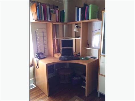 ikea corner unit office desk saanich victoria