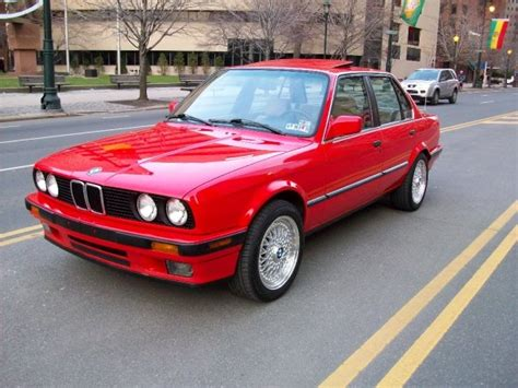 1991 Bmw 318i  German Cars For Sale Blog
