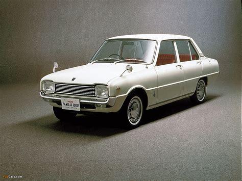 Mazda Familia 1000 4-door Sedan 1967–70 pictures (1280x960)