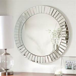 decorative wall mirrors large round bathroom mirror modern With decorative wall mirrors for bathrooms