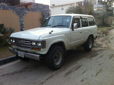 1984 Toyota Land Cruiser by Toyota Land Cruiser 1984 Of Khattak12344 Member Ride