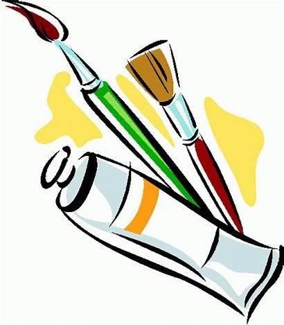 Paint Brush Clipart Clip Clipartion