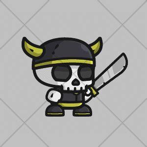 skeleton chibi characters gshelpercom