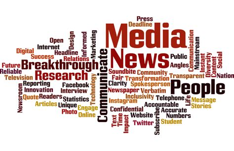 Image In The Media The Media Cirnow