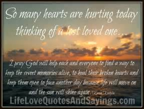 losing a loved one quotes quotesgram