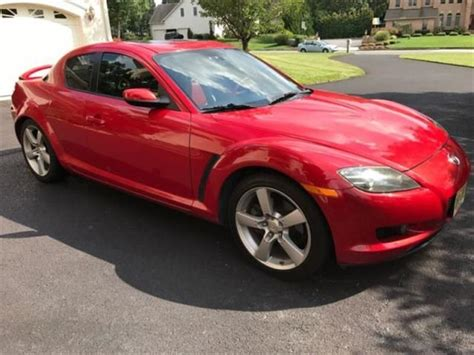 auto body repair training 2006 mazda rx 8 transmission control find used 2006 mazda rx 8 gt in freedom pennsylvania united states for us 2 900 00
