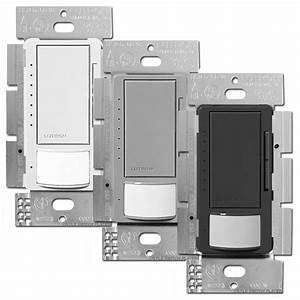 Occupancy Vacancy Dimmer Switches Maestro Mscl