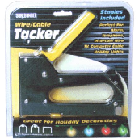 fpc 5540hol holiday light tacker staple gun kit walmart com
