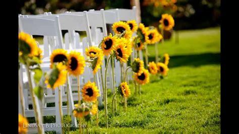 Sunflower Decor Ideas Youtube