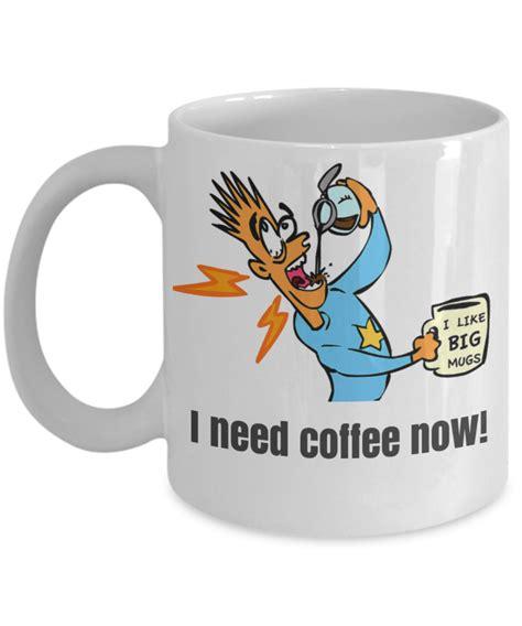 I drink coffee on a regular basis since the age of 16 (i'm 22). I Need Coffee Now | Need coffee, Mugs, Coffee