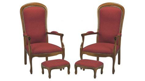 canapé voltaire 3 places lot de 2 fauteuils voltaire bordeaux points beiges