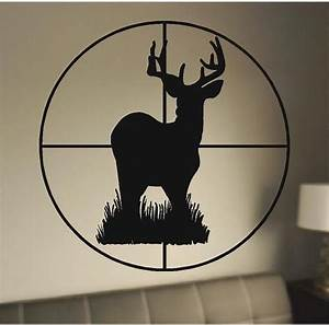 Earth alone earthrise book 1 deer love this and stickers for Hunting wall decals