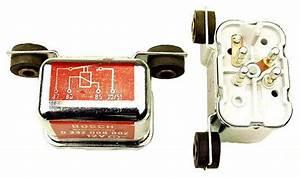 Fuel Pump Relay And Pin Locations  280se 1972 4 5l