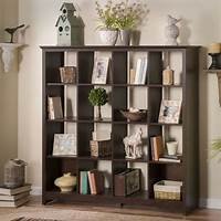 bookshelf decorating ideas Bookshelf Decorating Ideas for Cool and Clutter-Free Room ...