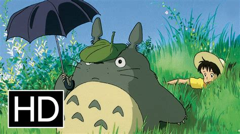 Howl S Moving Castle Hd My Neighbor Totoro Official Trailer Youtube