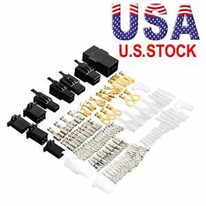 Motorcycle Wiring Loom Repair Kit Connector For Honda