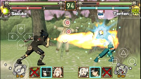 Naruto Ulimate Ninja Heroes Psp Iso Free Download & Ppsspp