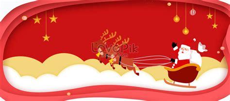 Natal diutus ke dan yaitu baliho optimal ketahui material des blog mendapat yang priamanaya yuk!! Contoh Baliho Santa Claus - desain spanduk keren
