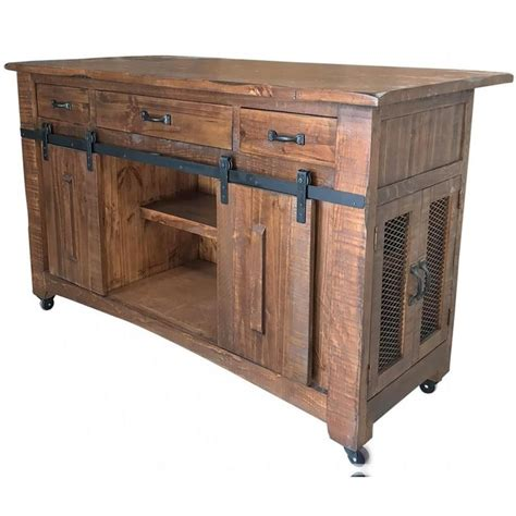 kitchen island furniture international furniture direct parota ifd866island 1916