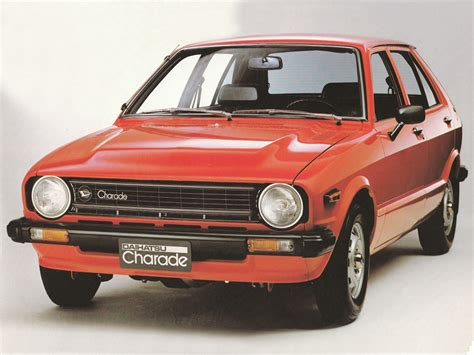 Charade Daihatsu by Daihatsu Charade The Most Successful Hatchback Of Its Era