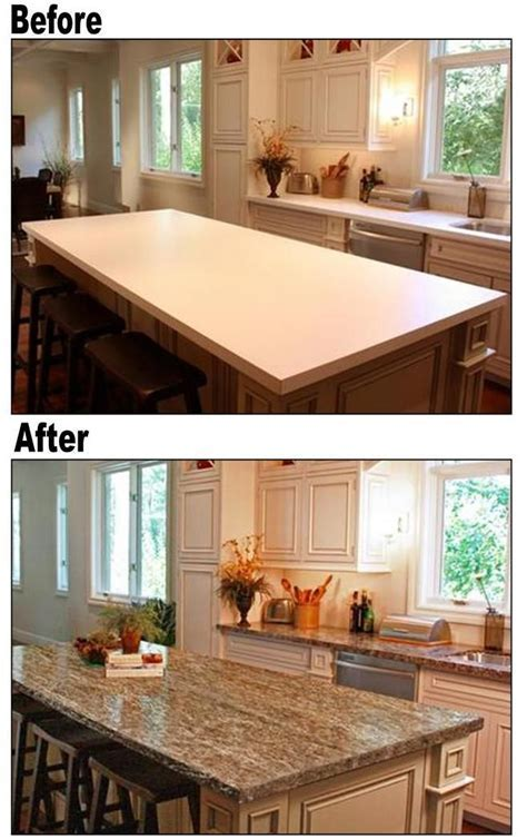 How To Update Kitchen Countertops Without Replacing Them