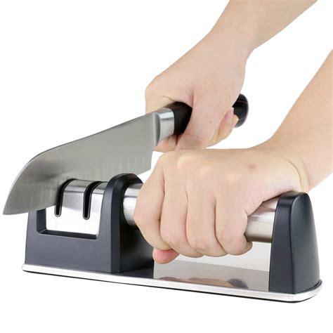 sharpening ceramic kitchen knives knife sharpener reviews the best knife sharpener in 2017
